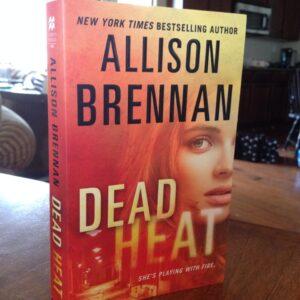 Dead Heat, the next Lucy Kincaid thriller: on sale 6.3.14