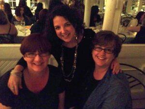Darynda Jones, Donna Grant and me