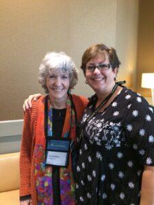 Sue Grafton and me!
