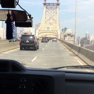 The prologue in COMPULSION takes place on the Queensboro Bridge.