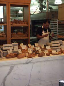 Nothing better than San Francisco sourdough bread! Next time ...